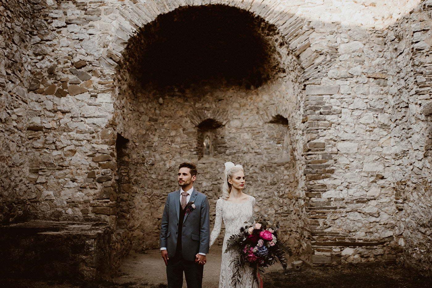 Slub w stylu Alicji w Krainie Czarow