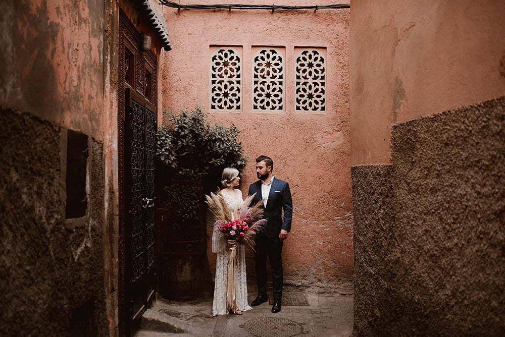 Basniowa sesja w Marrakeshu