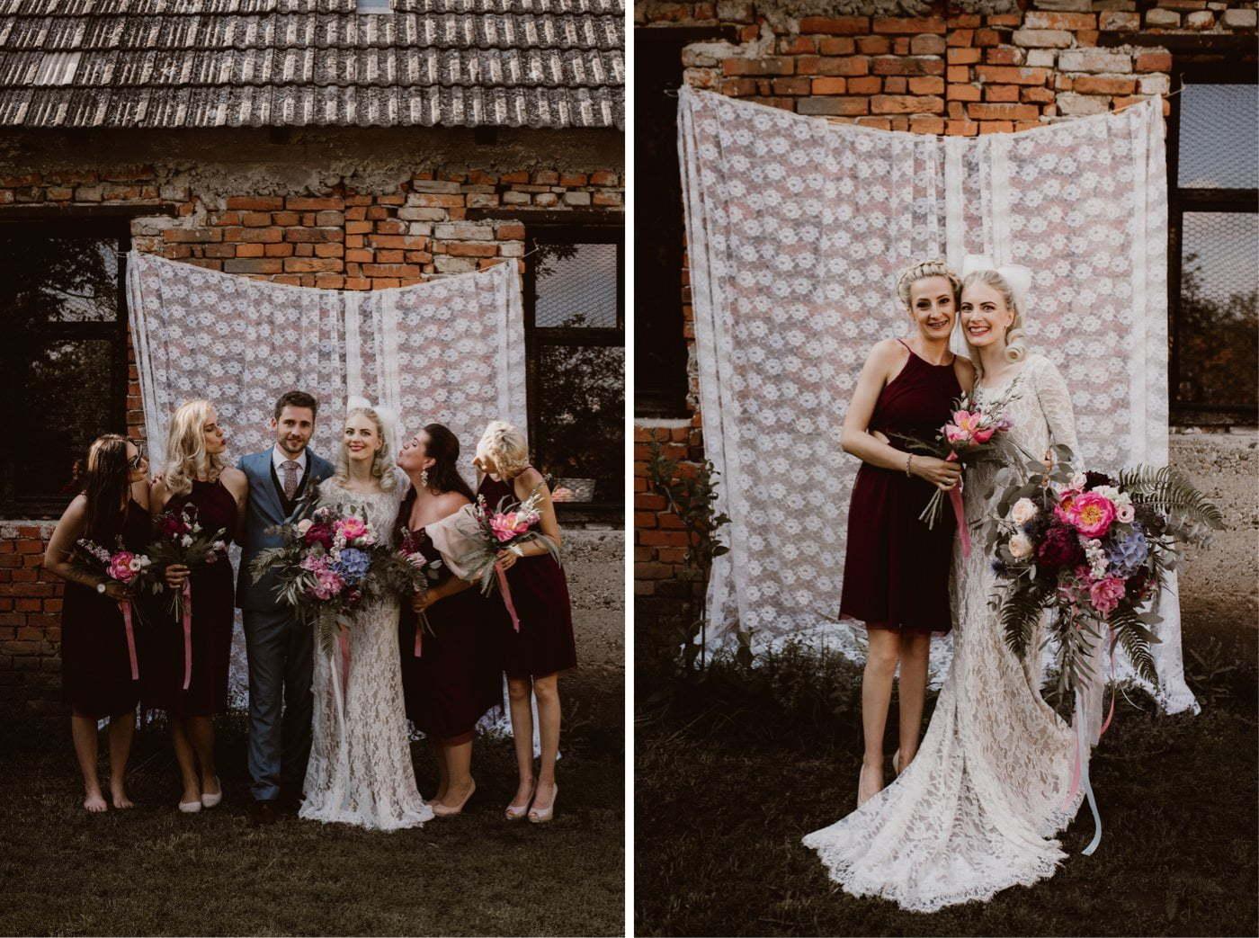 ewelina zieba rustykalne wesele slowacja 46