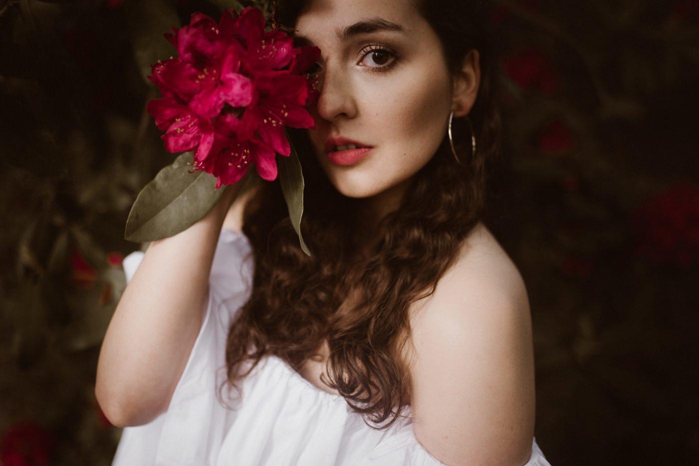 ewelina zieba sesja narzeczenska kwiaty warszawa 14