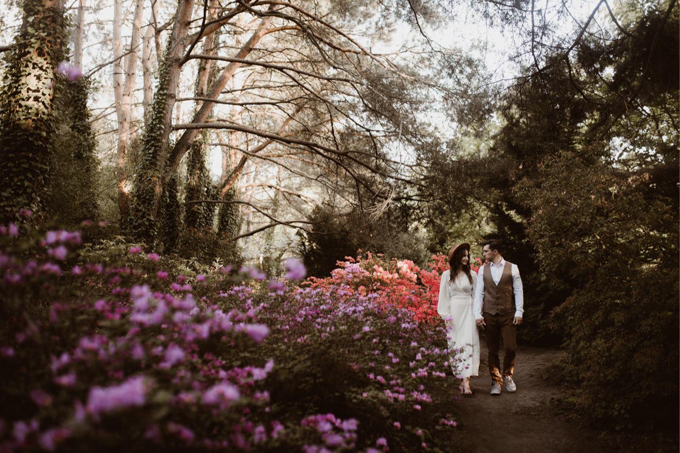 ewelina zieba sesja narzeczenska ogrod botaniczny 13