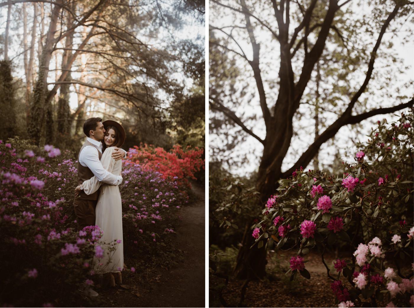 ewelina zieba sesja narzeczenska ogrod botaniczny 15
