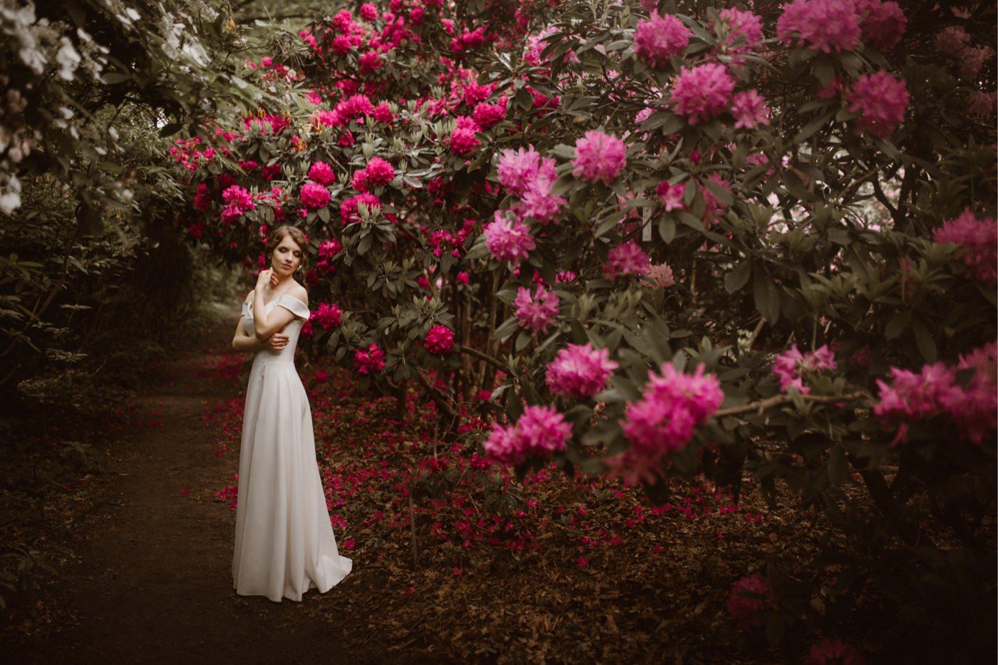 ewelina zieba sesja slubna kwiaty 03