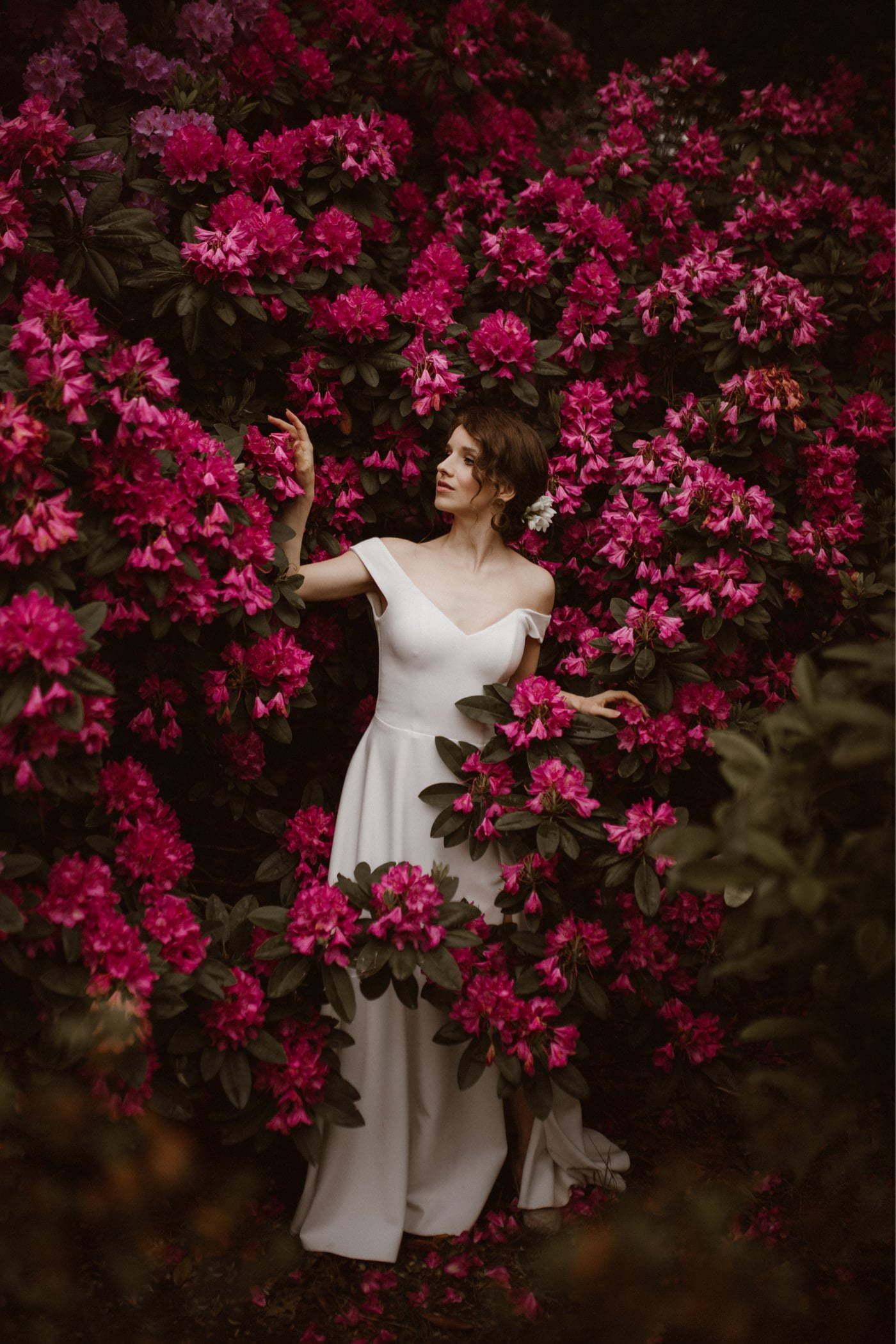 ewelina zieba sesja slubna kwiaty 08