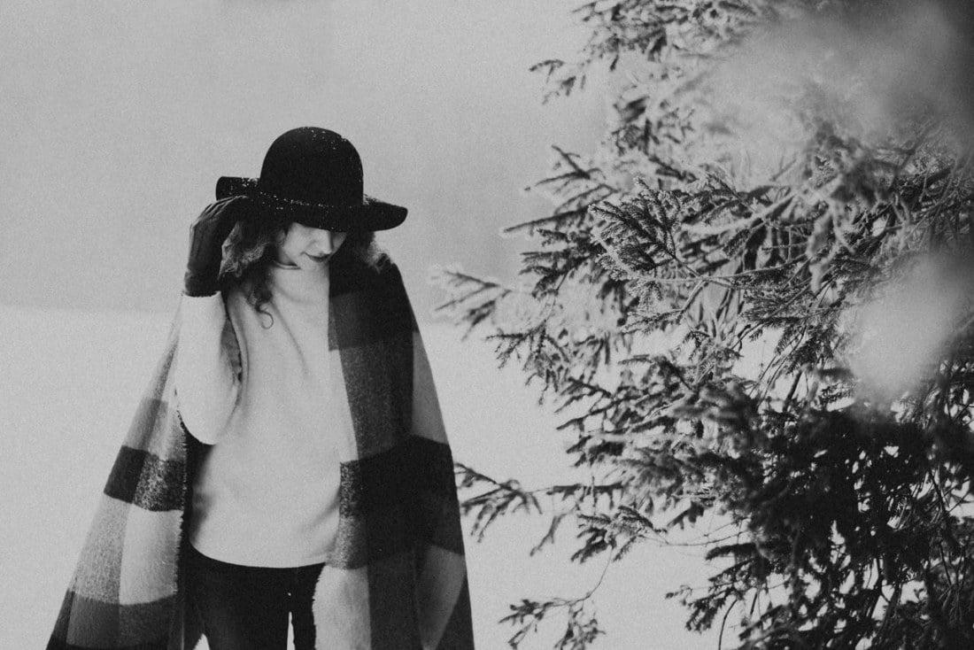 ewelina zieba sesja w tatrach zima 17
